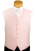 Lord West Powder Pink 'Oasis' Vest