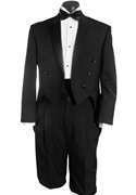 Classic Collection NEW 6 Button Peak Tuxedo Tailcoat