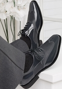 Colonial Grey 'Manhattan' Shoe