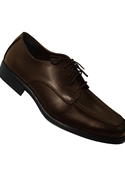 NEW Dark Brown Matte 'Stanford' Shoes