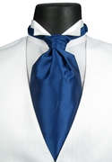 Andrew Fezza Royal Blue 'Stardust' Cravat