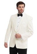 Previously Owned Ivory Dinner Jacket