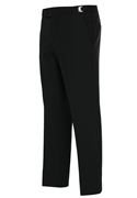 NEW Black Slim Fit Wool Trouser By Couture 1910
