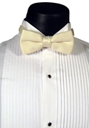 Classic Collection Ivory Bow Tie