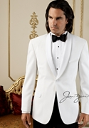 Jean Yves NEW White Dinner Jacket