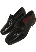 Jean Yves Black 'Newport' Shoe
