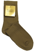 Classic Collection Tan Dress Socks