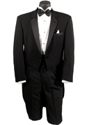 Classic Collection Black Notch Tailcoat #2