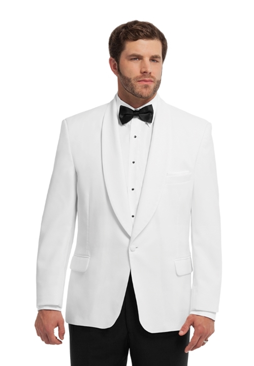 Used White Dinner Jacket