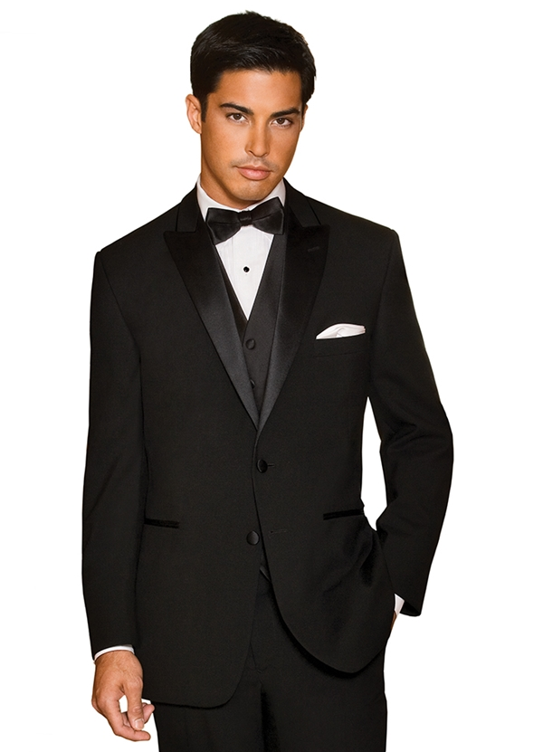 After Six 'Rhodes' Tuxedo Coat