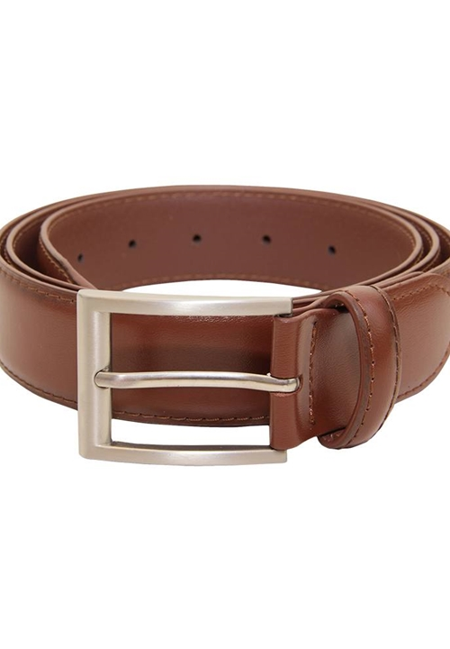 NEW Cognac Brown Belt