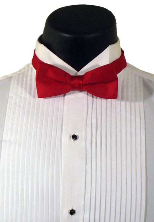 Neil Allyn Red Bow Tie