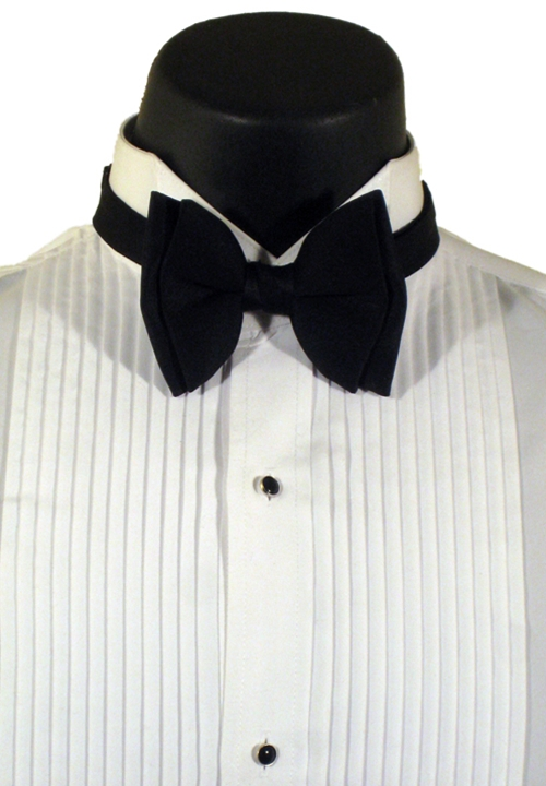 Classic Collection Black 'Imagine' Bow Tie