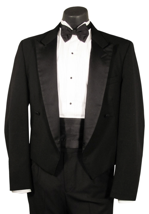 Classic Collection Black Spencer Jacket