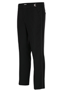 NEW Black Ultra Slim Poly/Rayon Tuxedo Trousers