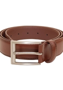 Cognac Brown Belt