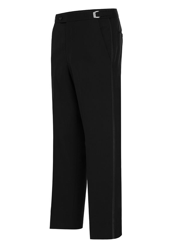 PM Black Trouser